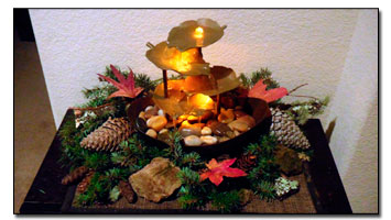 Seasonal Altar Fall